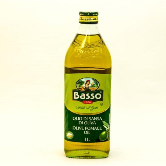 """Масло оливковое """"Бассо"""" рафинированное"""