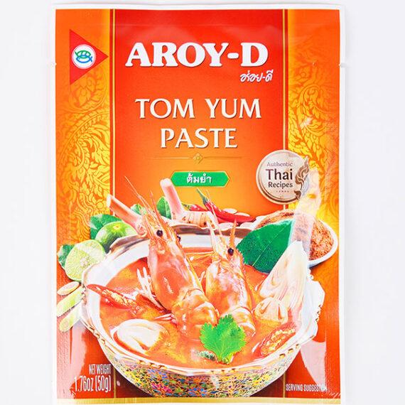 Паста на основе растительных масел «Паста Том Ям» AROY-D
