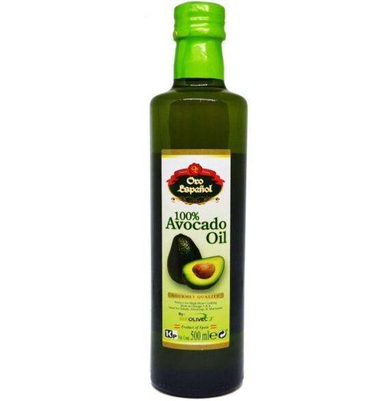 Масло авокадо «Oro Espanol» рафинированное Dorica