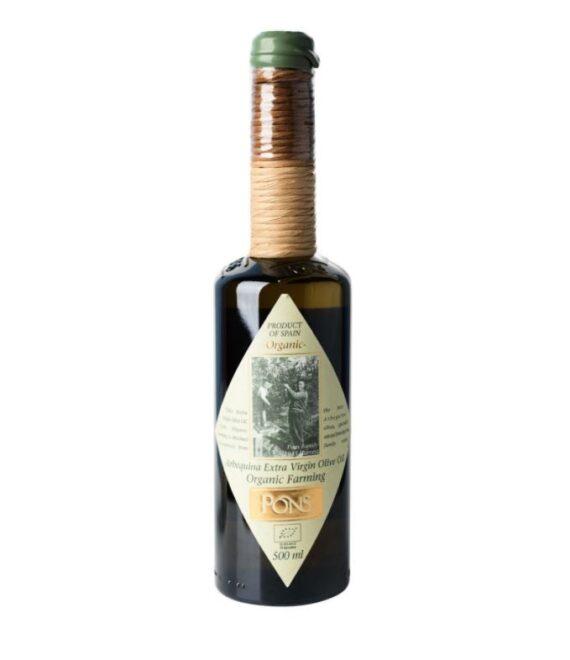 Масло оливковое «Pons» нерафинированное ОРГАНИК Farming Arbeguina