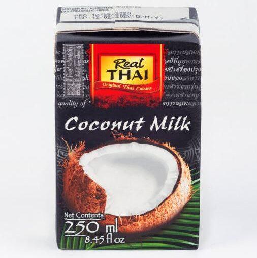 Кокосовое молоко REAL THAI, Tetra Pak