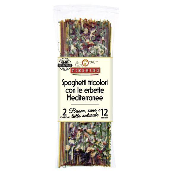 Паста спагетти с ароматными травами