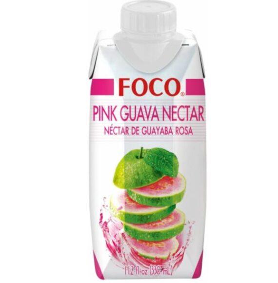 Нектар розовой гуавы FOCO